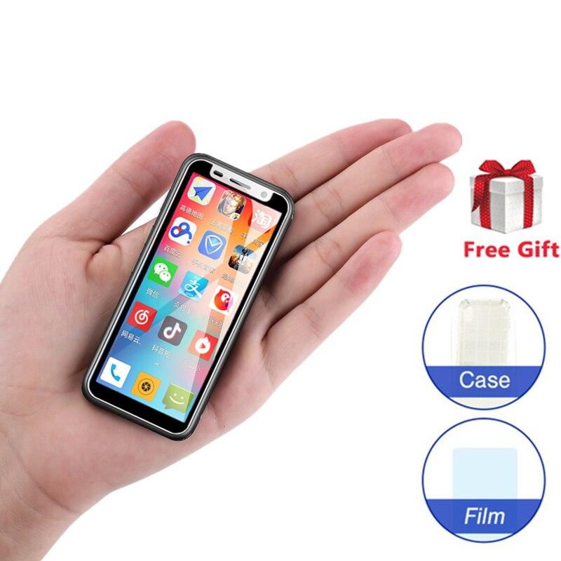 Terkecil 4g Smartphone Melrose 2019 Super Mini Telefon 3 4 Inch