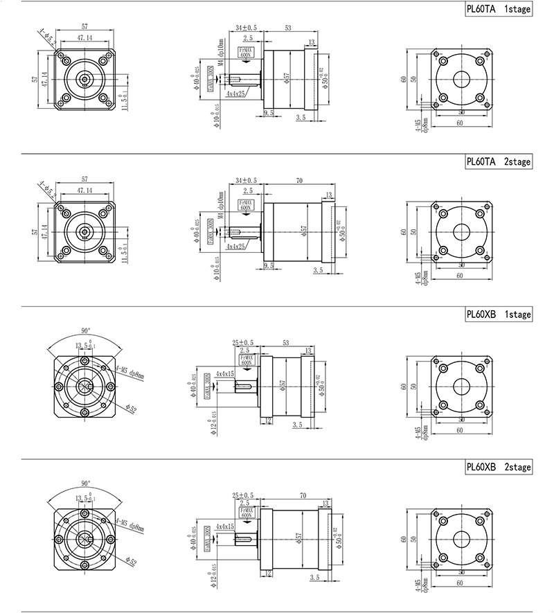 Detail Feedback Questions about Nema 24 Planetary Gearbox Reducer