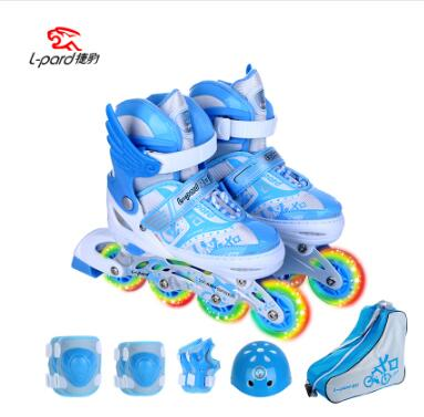 High quality!8 wheel full flashing Children Adult Roller Skating Shoes Roller Skate Shoes Adjustable Slalom Inline Skates Shoes children roller sneaker with one wheel led lighted flashing roller skates kids boy girl shoes zapatillas con ruedas