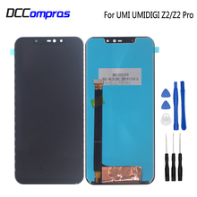 For UMI UMIDIGI Z2 Pro LCD Display Touch Screen 6.2 Inch Phone Accessories Umidigi Repair Parts