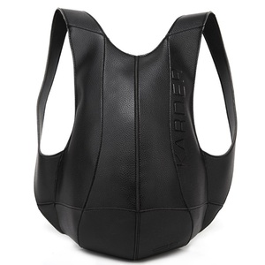 Image 2 - Tortoise Backpack Women Bags Travel Anti Theft Backpack Shoulder Bag Leather Motorcycle PU School Bagpack Men College Back Pack
