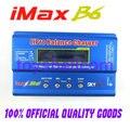 IMax B6 Lipo NiMh battery charger balance para rc helicópteros e outros modelos de bateria Li 100% original (carregador + fios + adaptador)