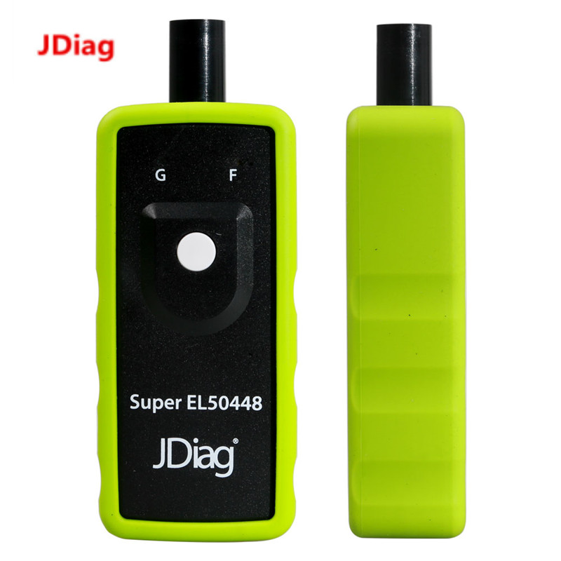 JDiag FasTPMS Super EL50448 for GM and for Ford TPMS Relearn Auto TPMS Sensor Training Tool Auto Tire Pressure Monitor Sensor аксессуары для автомобильных шин gzautopart auto tpms oem 4l2t 1a150 tpms 315