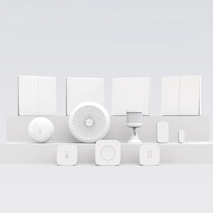 Image 5 - バンドル販売オリジナル aqara 振動/衝撃センサー内蔵ジャイロモーションセンサースマート警報モニターミホームアプリ