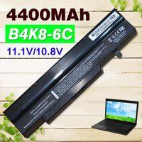 Laptop Battery For Fujitsu BTP BAK8 BTP B4K8 BTP B5K8 BTP B7K8 BTP B8K8 BTP C0K8