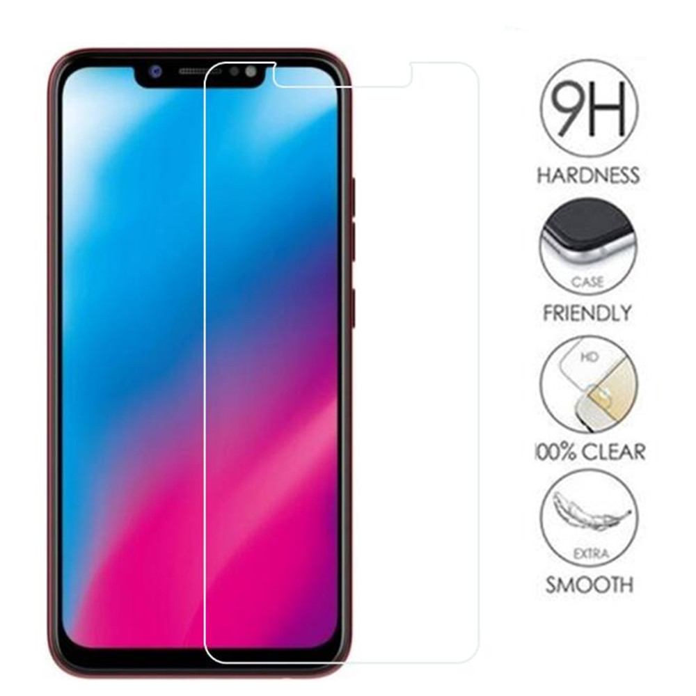 Tempered Glass For Tecno Camon 11 Safety Glass Mobile Phone Film Glass Case For Tecno Camon 11 Pro Screen Protector
