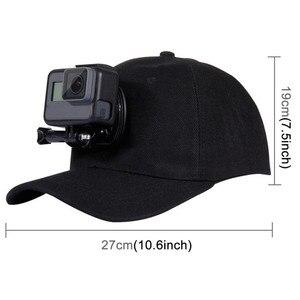 Image 2 - Регулируемая Крышка для спортивной камеры с винтами и основанием J Stent для GoPro Hero 6/5
