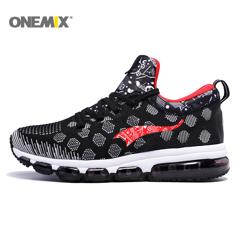 Onemix Running Shoes Men Sneakers For Women Sport Shoes Athletic Zapatillas Outdoor  Breathable Original Shoes For Hombre 1196 mulinsen men s running shoes blue black red gray outdoor running sport shoes breathable non slip sport sneakers 270235
