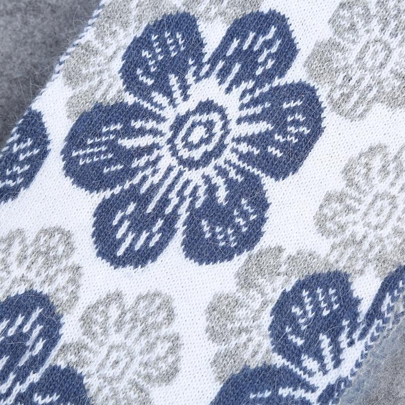 Xthree Damen Wintermütze Schal für Mädchen Beanie Wolle - Bekleidungszubehör - Foto 5