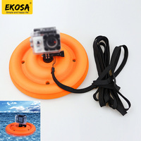 Action Camera Mount Floating Base For Gopro 3 Xiaomi Yi 4K Go Pro 4 Gopro 5