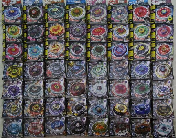 32 Different Styles Top Spinning Top Metal Fusion 4D System Battle Top Metal Fury Masters BB105