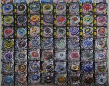 56 olika stilar Top Beyblade Metal Fusion 4D System Battle Topp Metal Fury Masters BB105 BB70 BB88 BBP01 Gratis frakt Med DHL