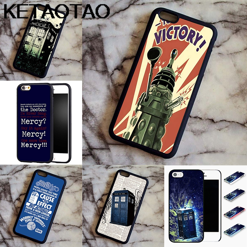 Industrious Ketaotao Doctor Who Dalek Exterminate Phone Cases For Samsung S3 4 5 6 7 8 9 Note 4 5 7 8 Case Soft Tpu Rubber Silicone Cellphones & Telecommunications Phone Bumper
