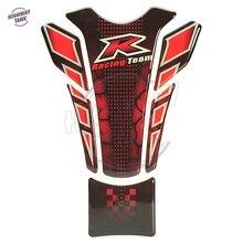 3D Motorcycle Sticker R Racing Team Gas Fuel Tank Protector Pad Cover Decal Case for Honda Harley Yamaha Suzuki Kawasaki
