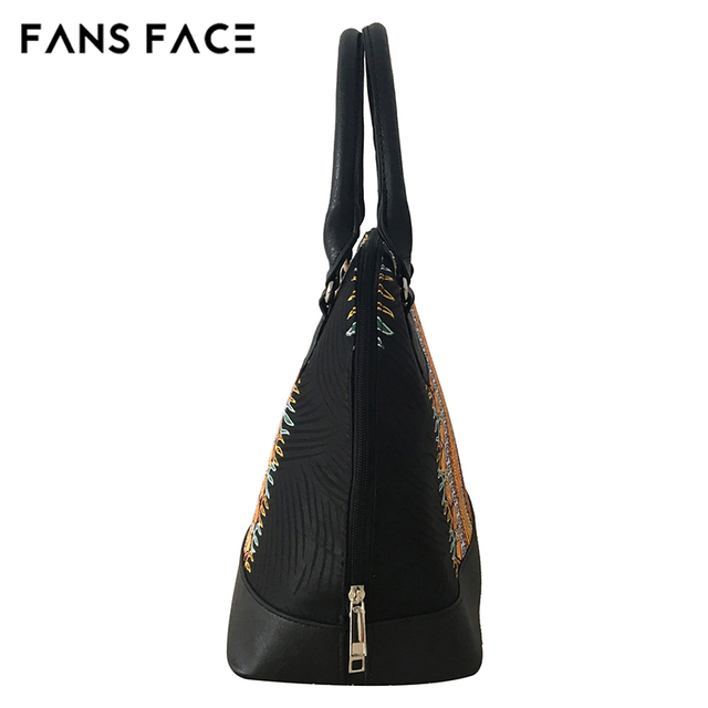 FANS FACE Luxury Handbags Women Bags Designer Traditional African Style High Quality African Fabric Dress Accessories 5