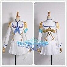 Горячая аниме-убить ла убить сацуки Kiryuin единая сделано косплей костюм любой размер платья юбка бесплатная доставка