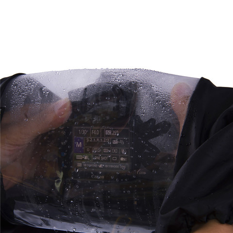 fosoto Photo Professional Digital SLR Camera Cover Waterproof Rainproof Rain Soft bag for Canon Nikon Pendax Sony DSLR Cameras Karachi