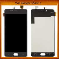 High Quality For 5 5inch DOOGEE Shoot 1 LCD Display Touch Screen 100 Tested Digitizer Assembly
