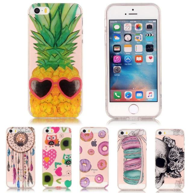 coque iphone 5 s silicone