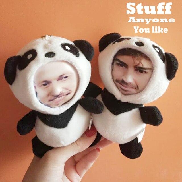 8c2ee651a65008 Personalisierte Realistische 3D Gesicht Stofftier Puppe Einzigartigen und  Persönliche Geschenk Machen Sie Eigenen Ragdoll Geburtstagsgeschenk Kind