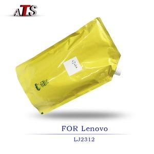 Image 4 - 1PC Black Toner Powder photocopier For Lenovo LJ2312 compatible LJ 2312 copier spare parts