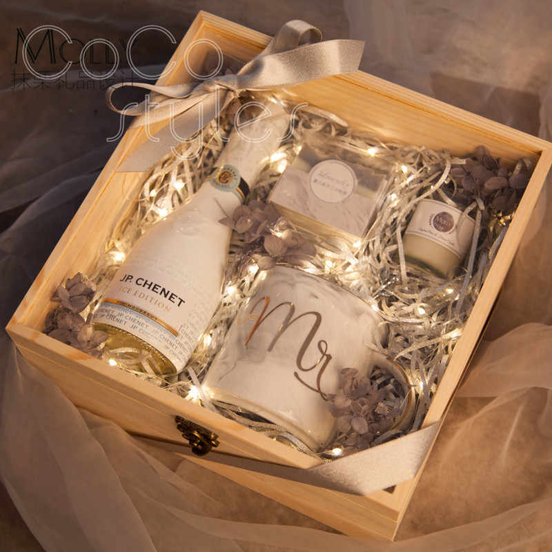 Christmas Gift Sets Diy.Cocostyle Diy Ins Super Luxury Fashion Bling Bling Gift Box
