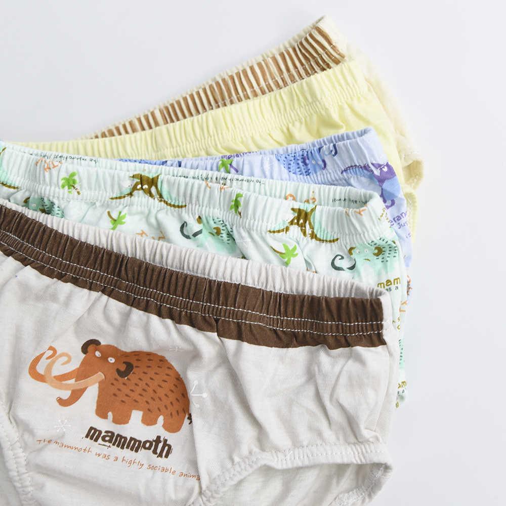 5 шт./партия, детское нижнее белье для мальчиков шорты с рисунком для малышей, трусики детские трусы-боксеры, нижнее белье для мальчиков, штаны для 3-14 лет