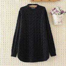 maglione delle rosa nero