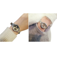 Simple Bracelet Style Lady Fashion Small Dial Watch Lovers