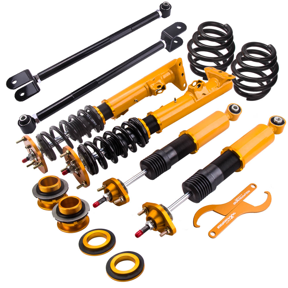 kit trackday with bmw product roll road coilovers gaz bar coilover
