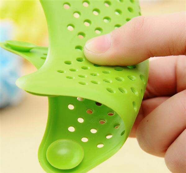 Silicone Kitchen utensils Colanders Strainers Filter