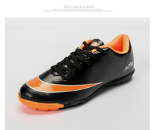 Professional Outdoor Soccer Shoes Waterproof Unisex Athletic Training Football Shoes Sneakers Hard Court Sport Shoes