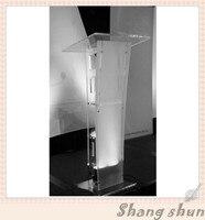 Clear Acrylic Lectern Customized Acrylic Podium Acrylic Podium Stand Acrylic Speaker Stand