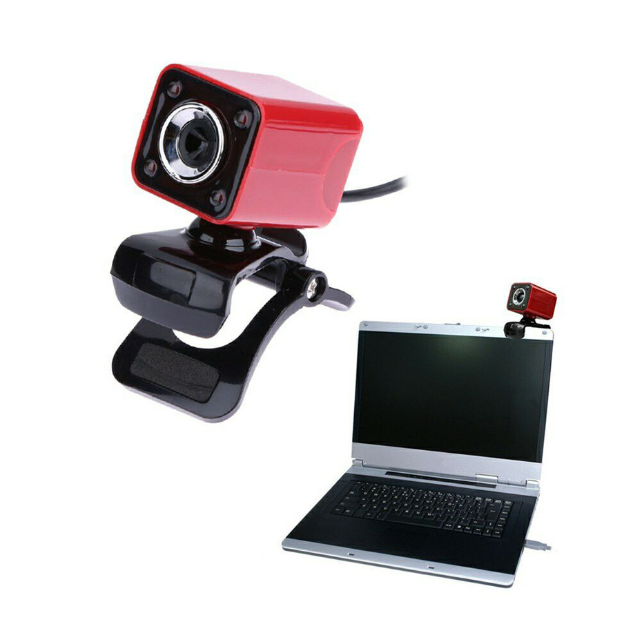 Basix USB 2.0 WebCam High Definition Full HD 1080P3