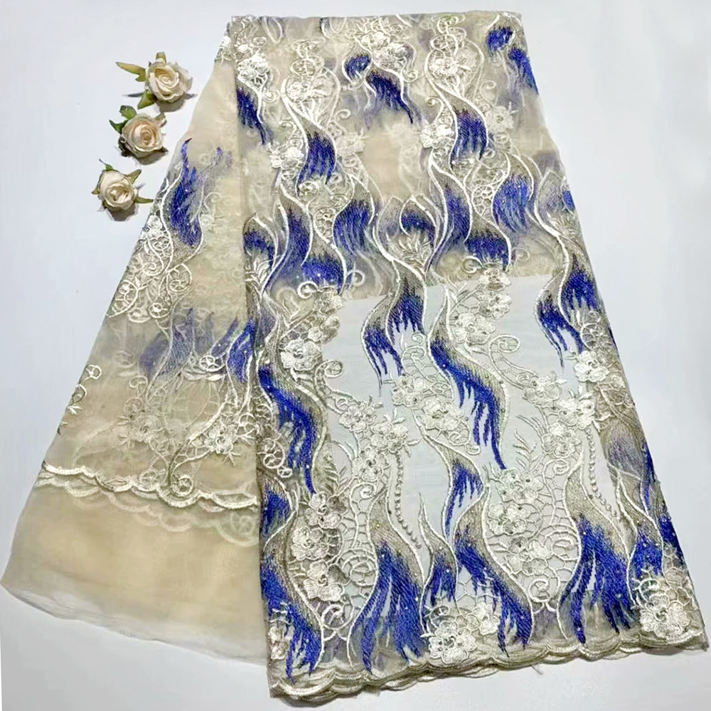 African Lace Fabric 2019 High Quality Nigerian Tulle Lace Fabric French Net Lace Material For Women DressAfrican Lace Fabric 2019 High Quality Nigerian Tulle Lace Fabric French Net Lace Material For Women Dress