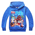 Shirts For Boys Girls Child Clothes Sweater Hoodie The Secret Life of Pets T-Shirt Kids Tops Long Sleeve Children Clothing Tees
