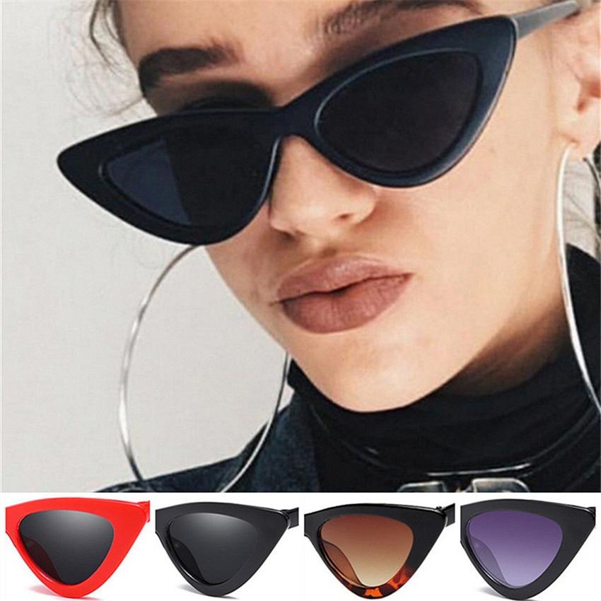 Imwete Vintage Frauen Cat Eye Sonnenbrille Retro Marke Designer Sonnenbrille Kleine Cateyes Brillen Uv400 Spiegel Brille Verhindern Dass Haare Vergrau Werden Und Helfen Den Teint Zu Erhalten