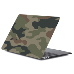 Camouflage Pattern Laptop Case For Apple MacBook Pro Retina Air 11 12 13.3 15inch,for mac new Air/ Pro A1932 A1708 A1707 shell