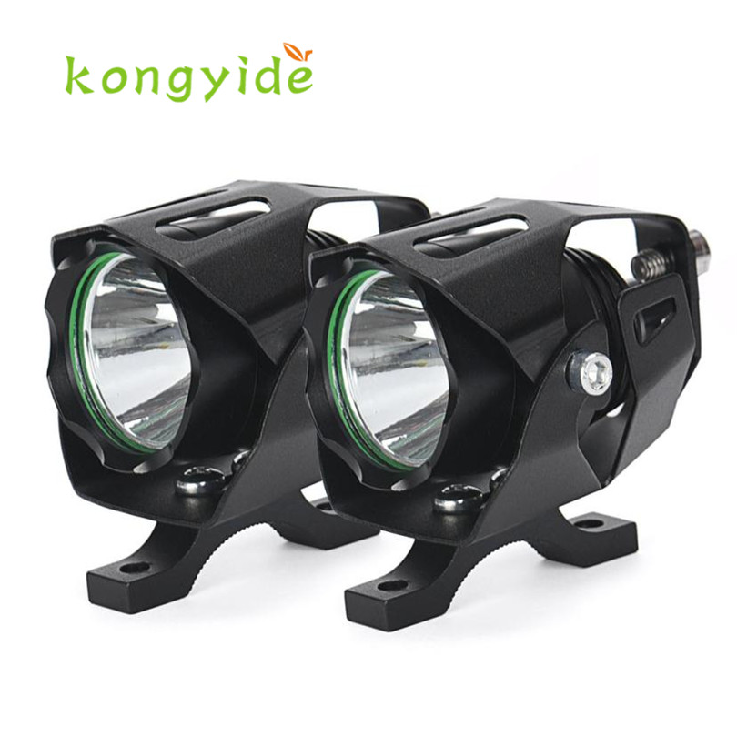 New 2x15W XML T6 LED Spotlight Motorcycle Driving Fog Lamp Spot Head Light Lamp  styling oct3 sitemap 15 xml