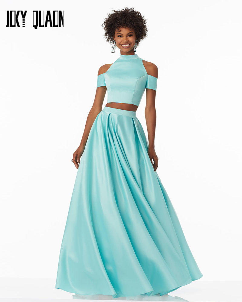 Teal and Purple Prom Dresses_Prom Dresses_dressesss