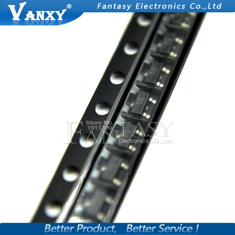 100PCS BC847C SOT23 BC847 847C SOT SMD SOT-23 1G new transistor100PCS BC847C SOT23 BC847 847C SOT SMD SOT-23 1G new transistor