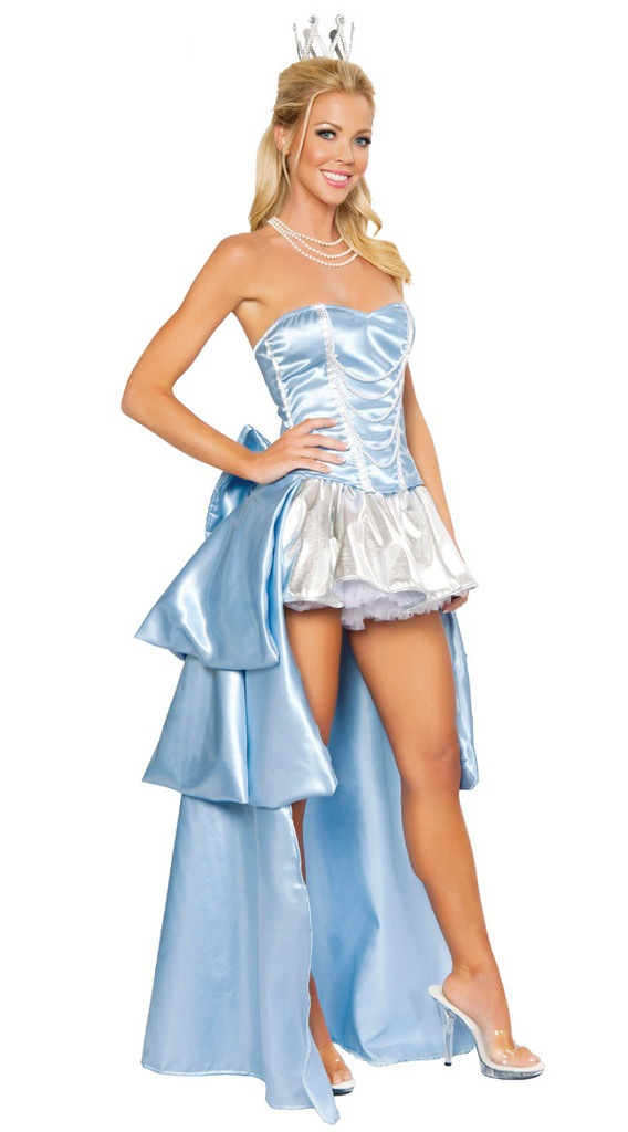 Halloween Sexy Cinderella Costume Movie Princess Snow White Masquerade Party Fancy Dress-In Movie  Tv Costumes From Novelty  Special Use On -7720