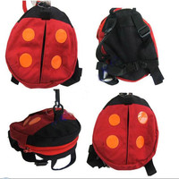 50pcs Harness buddy Ladybug&Bat Baby Backpack Harness with anti-lost strap/Baby Toddler Harness