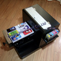 Футболка принтер цифровой планшетный формата а4 принтер принтер для печать телефон обложка карт металл кожа