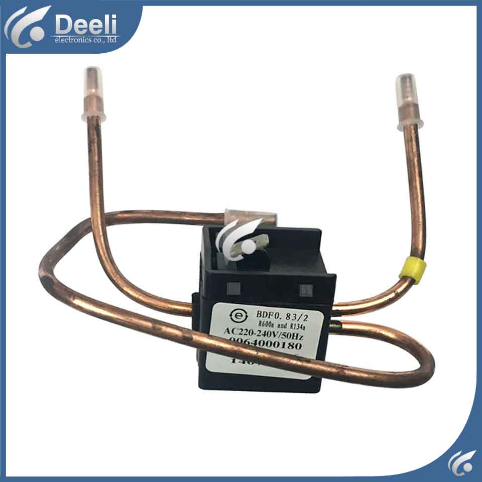 цена на 95% new for refrigerator Pulse Refrigerator Solenoid Valve Coil SDF0.8 3 2 Not Open The Air Valve 0064000180