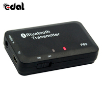 New Adapter 3 5mm Bluetooth 4 0 Wireless Stereo Music Audio Transmitter Sender Adapter For PC