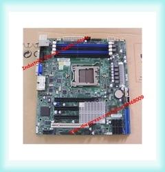 H8SCM-F Server Board SR5650 układu pojedynczego kanału wsparcie 8-rdzeń C32 płyta główna