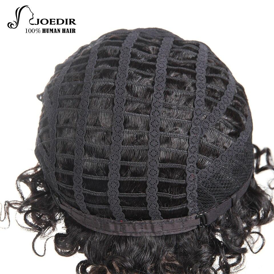 Joedir Mänskliga Hårperor Brasilianska Remy Hair Bouncy Curl Style - Skönhet och hälsa - Foto 5