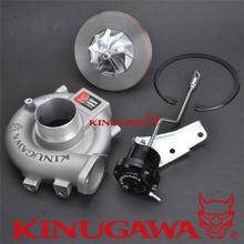 Kinugawa 2.5 Turbo CHRA Upgrade Kit MHI EVO9 EVO 9 TD05HR Billet 20G / actuator