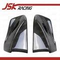 2008-2012 rs estilo fiber carbon rear bumper extencion esquinas para mitsubishi evo x 10